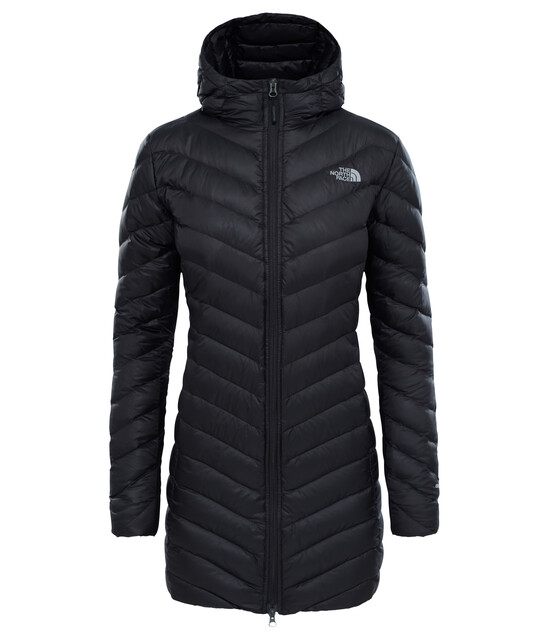The North Face Trevail Parka Donna, black